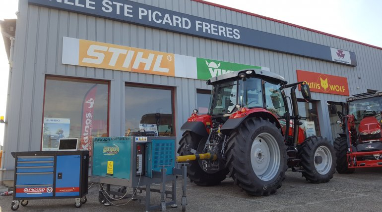 Accueil for Outillage espace vert